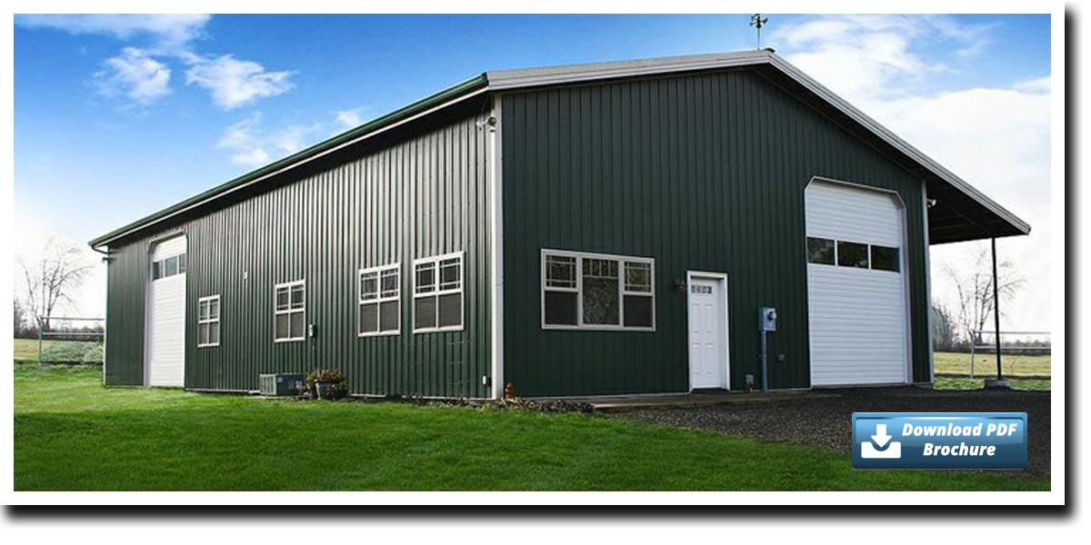 American Barn Steel Buildings