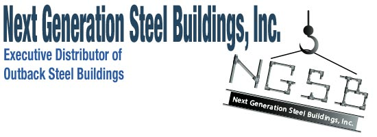 Next Generation Steel Buildings Logo